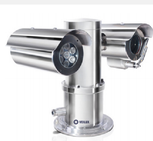 Veilux EX Proof Positioning Unit W/ Built-in Thermal Camera