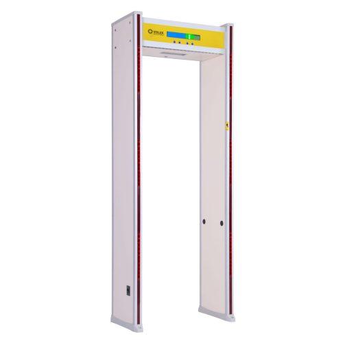 VTHWT-HMD-1 Human Body Temperature Measurement Metal Security Gate