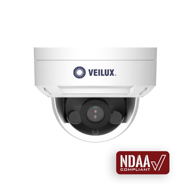 VVIP-2E-N 2MP IR Fixed Lens Dome Network Camera