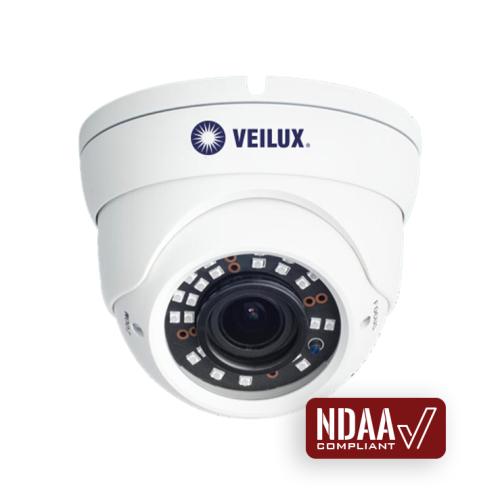 VVIP-2V-E-N 2MP IR Varifocal Lens Eyeball Network Camera